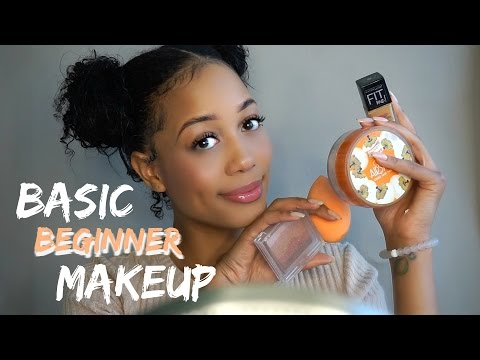 Everyday Beginner Makeup