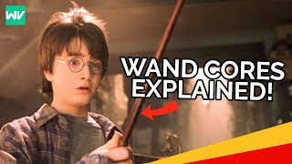 Harry Potter Explained: What Do Different Wand Cores Do?