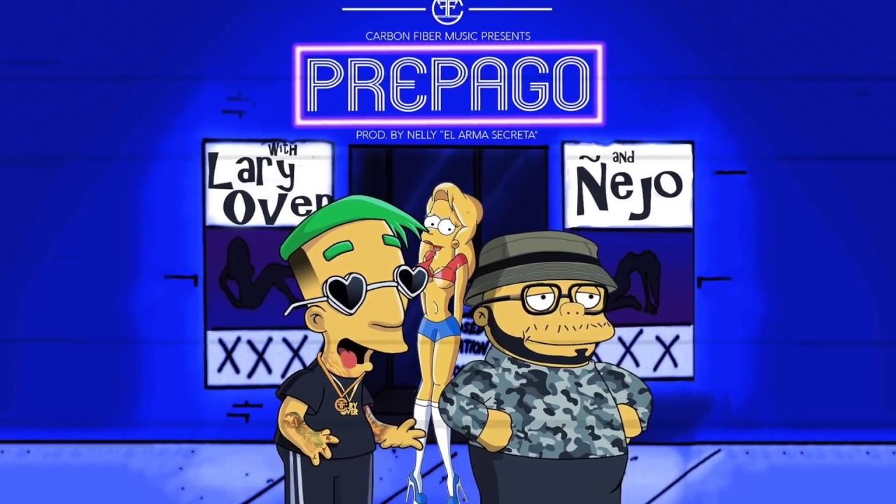 Lary Over X Ñejo - Prepago [Official Audio]
