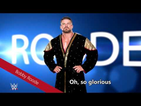 "WWE - ""Glorious Domination"" Bobby Roode Theme Song (With Lyrics!)"