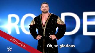 """WWE - """"Glorious Domination"""" Bobby Roode Theme Song (With Lyrics!) thumbnail"""