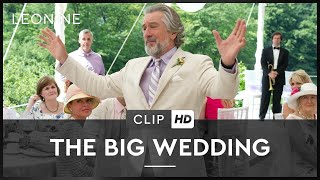 THE BIG WEDDING - Clip: Erwischt