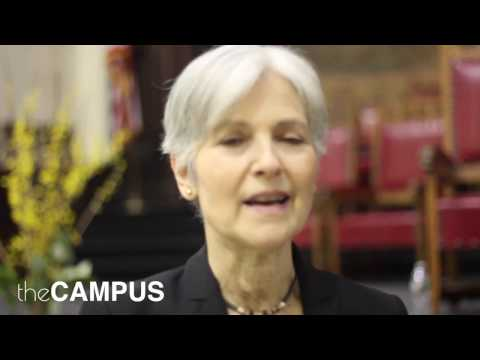 The Campus - An Interview with Jill Stein