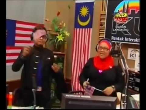 KL Aktif Hari Kebangsaan 2010 : Dj Nazie & Dj Sonic KL FM