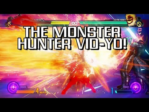 Monster Hunter [Stupid Armor, Taunts and Lots of Arrows!]