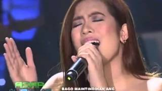 Download Angeline Quinto - Dahil Tanging Ikaw.mp4 MP3 song and Music Video