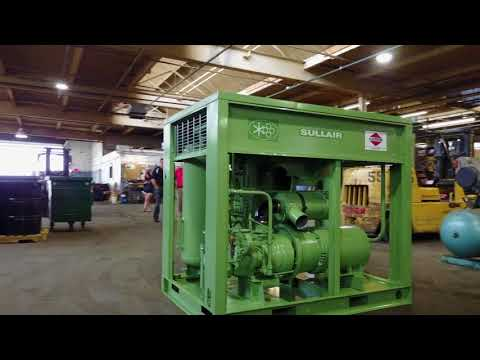 Air Compressor Sales and Service | Chicago Illinois | Harris