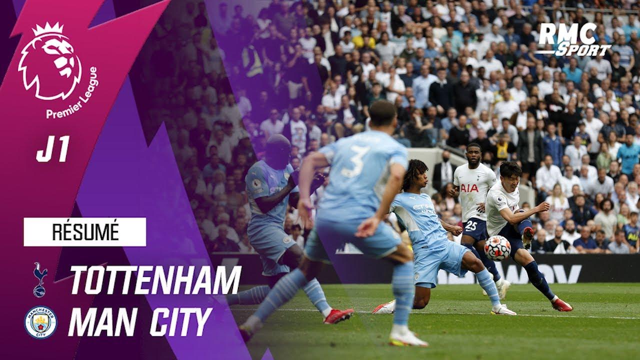 Download Résumé : Tottenham 1-0 Manchester City – Premier League (J1)