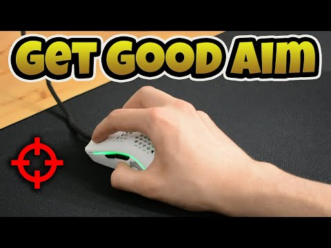 How To Get Good Aim On Mouse And Keyboard ( Improve Your Aim On PC )