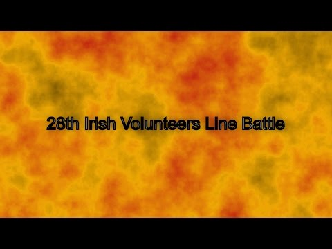28th Irish Volunteers 6/16/16