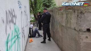 Керчь: ограблен ювелирный магазин (фото, видео)