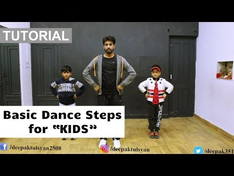 Basic Dance Steps For