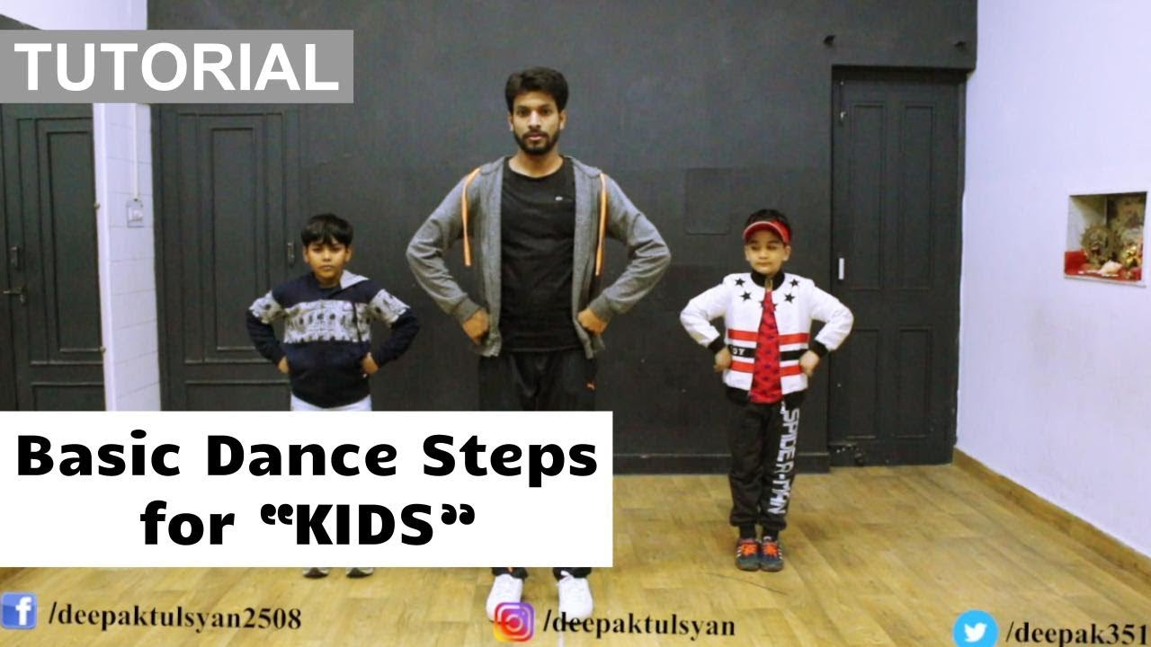 how to learn basic dance steps