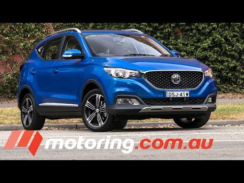 2018 MG ZS Review | motoring.com.au