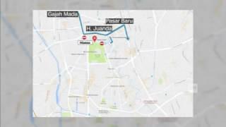 Rekayasa Lalin Jelang Demo 4 November