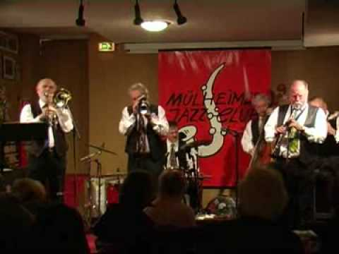 Ruhr River Jazz Band plays 'I Can't Give You Anything'