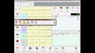 This is a demo for denver research's ezpower restaurant software version 14. we at pennywise pos systems are not affiliated with research, but do i...