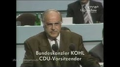 CDU Vereinigungsparteitag 1990