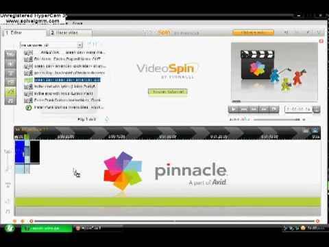 PINNACLE BAIXAR VIDEOSPIN PROGRAMA O