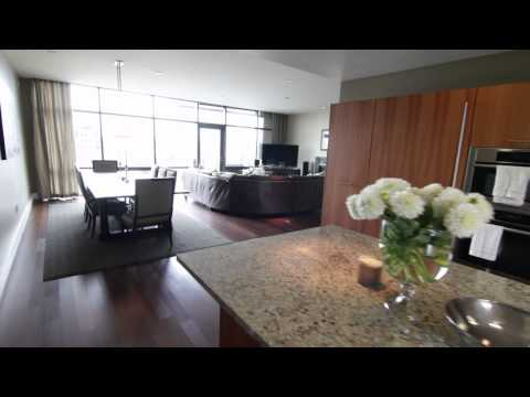 Pearl District Real Estate Video Tour Portland - 311 NW 12th Ave  #1301 - The Casey Condominium