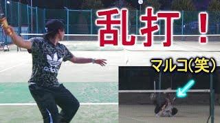 【ソフトテニス】喧嘩売られたんで、テニスで決着つけます!↓ https://y...