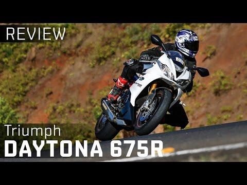 Triumph Daytona R :: Review :: ZigWheels