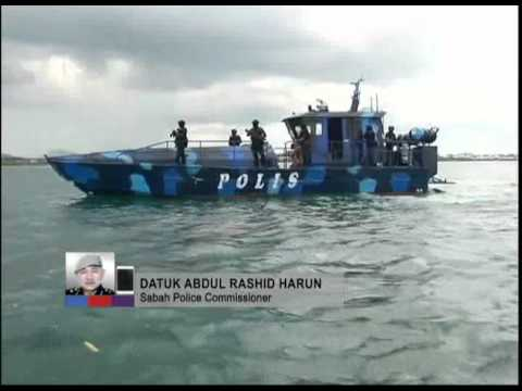 4 M'sian Crewmen Kidnapped By Gunmen