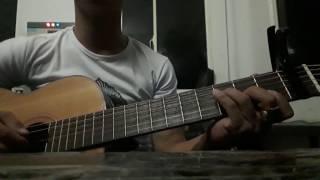 Khó Đoán [ guitar cover ] hi. Hát hay k bằng hay hát nhá... 👍😁