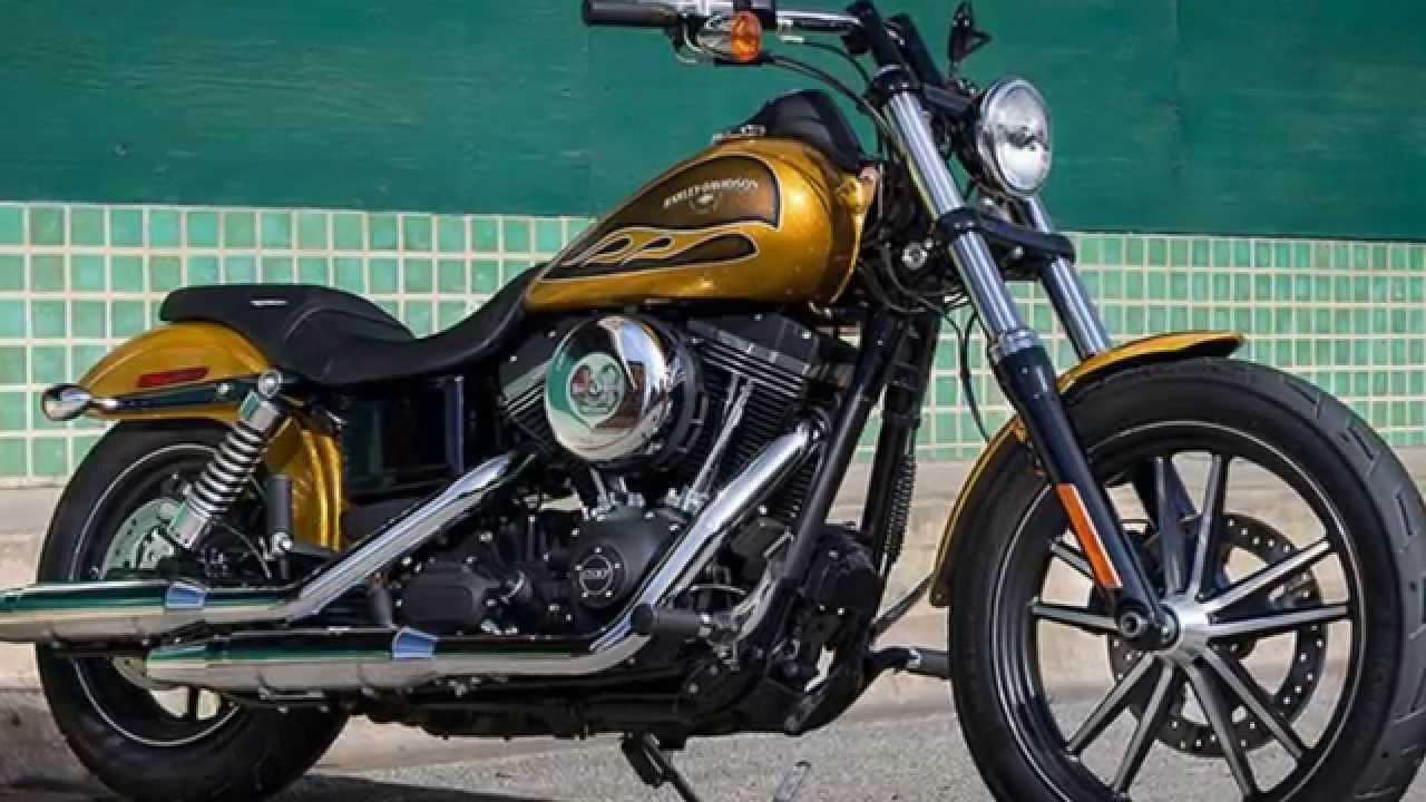2016 Harley Davidson Fxdb Custom Dyna Street Bob: New 2016 Harley-Davidson® FXDB Dyna® Street Bob® For Sale