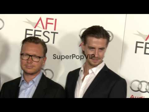 Joachim Roenning, Espen Sandberg, Pal Sverre Hagen at AFI...