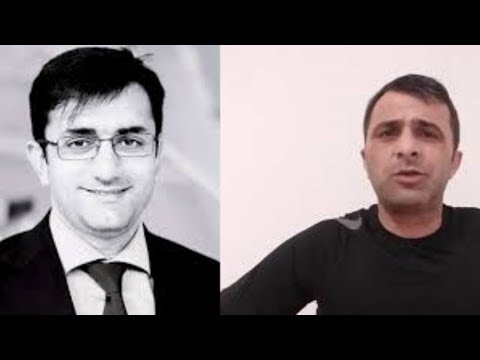 Siyasi Mühacirlərlə Müzakirələr - Rəfael Piriyev