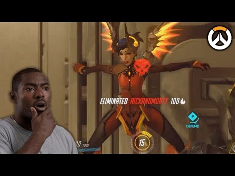 OVERWATCH ► FUNNIES, FAILS & CRAZY MOMENTS #39