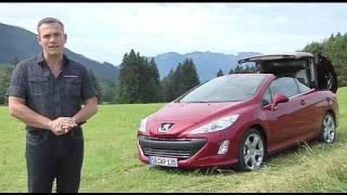 Peugeot 308 CC: Französischer Luftikus mit Blechdach(Peugeot hat das winterfeste Coupé-Cabrio mit Metall-Klappdach etabliert, wie es Gelegenheits-Offenfahrer mögen. Wie gut das Frischluftvergnügen ist, hat ..., 2009-08-11T16:20:29.000Z)