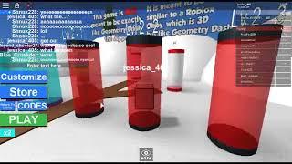 Geometría Dash [ROBLOX Edition] (jessica_405)