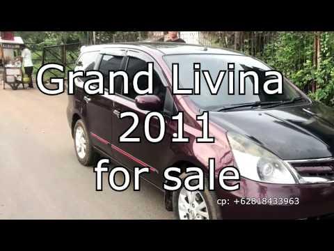 Grand Livina 2011 for sale