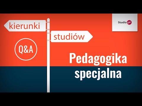 Kierunek Pedagogika Specjalna - Program Studiów, Praca, Zarobki.