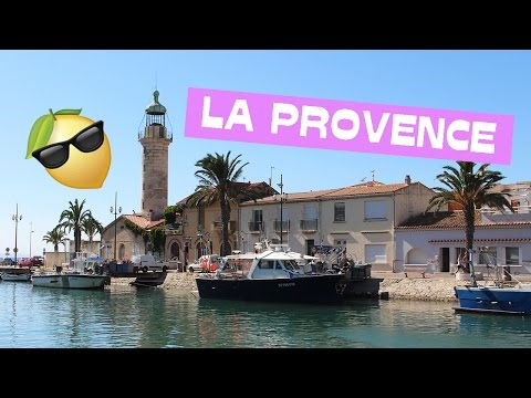 VLOG FRANCE   La Provence