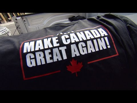 """""""The Trump effect"""" in Canada: Testing how we react to racism and intolerance (CBC Marketplace)"""