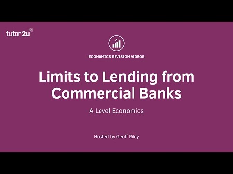 Limits on Bank Lending