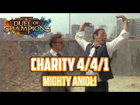 Might & Magic Duel of Champions - Charity 4/4/1 std - Mighty Anioł!