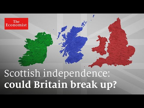 Scottish independence: could Britain break up?   The Economist
