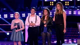 Paola, Jeshua y Nayeli en Las Batallas de La Voz Kids (VIDEO) thumbnail
