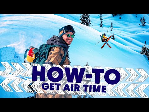 Air Time Defined | How-To Get Airborne On Your Skis W/ Paddy Graham
