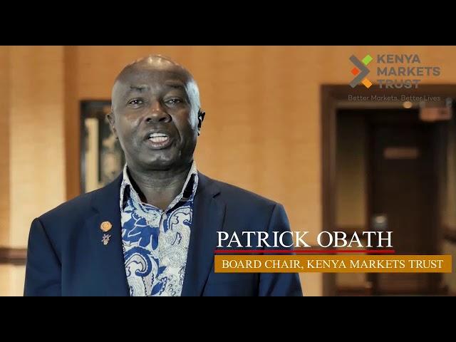 Kenya Markets Trust Board Chairman's Clip