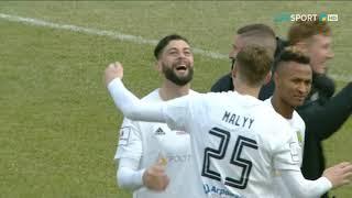 Обзор матча «Тобол» - «Кайрат» - 3:3, по пенальти - 4:2. OLIMPBET-Суперкубок Казахстана. 1/2 финала