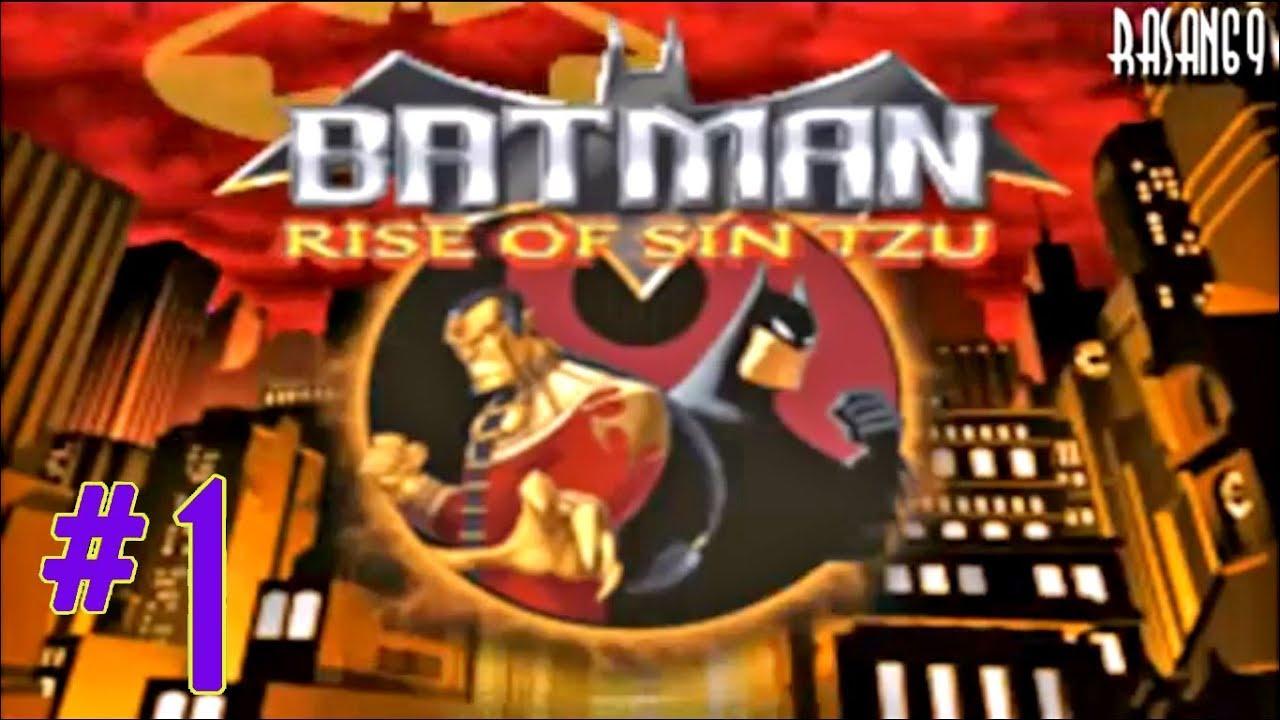 Batman Rise Of Sin Tzu Gba Walkthrough Part 1 Youtube