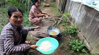 Chị Hai dạy làm nem chay tưởng ngon nhưng bị tổ trác - Hương vị đồng quê - Bến Tre - Miền Tây