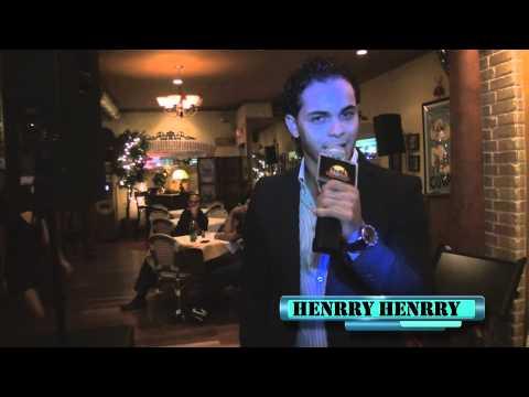 Noche de Kareoke con Henrry Henrry @ Sol de Cuba Passaic, NJ