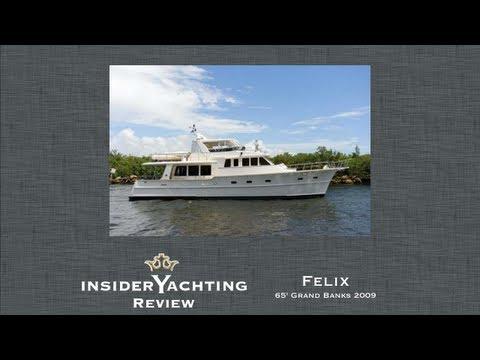 Felix Yacht Review