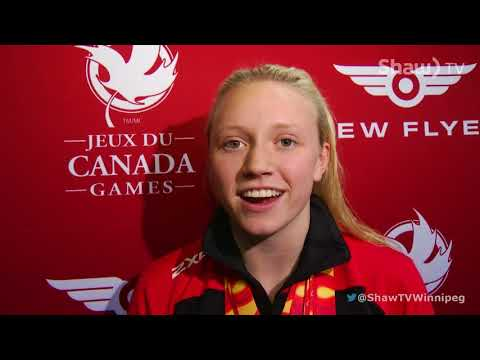 2017 Canada Summer Games: Swimmers set records